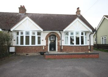 Thumbnail 4 bed semi-detached house to rent in Luton Road, Wilstead, Bedford