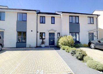 Thumbnail 2 bed terraced house for sale in Harlyn Drive, Pennycross