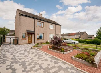Thumbnail 2 bed semi-detached house for sale in 22 Curriehill Road, Currie