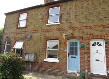 Thumbnail 2 bed terraced house for sale in Station Road, Braintree