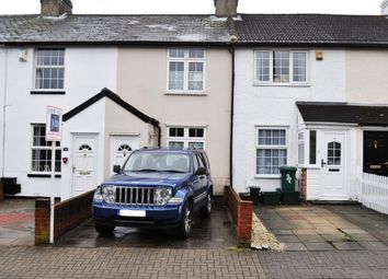 Thumbnail 2 bed terraced house for sale in Wellbrook Road, Farnborough, Orpington
