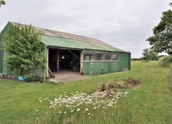 Thumbnail Maisonette for sale in Building Plot / Workshop, Ballachrink Farm, Jurby East, Isle Of Man