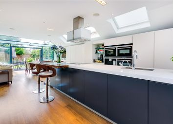 5 bed terraced house for sale in Elm Grove Road, Barnes, London SW13