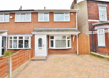 Thumbnail 3 bedroom semi-detached house for sale in Canal Bank, Eccles, Manchester