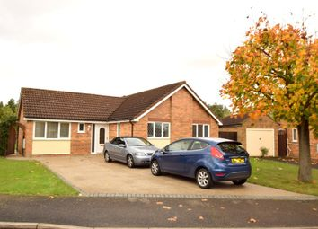 Thumbnail Detached house for sale in Marcus Close, Haverhill