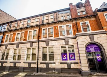 Thumbnail Studio for sale in Hounds Gate Court, Nottingham