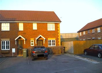 Thumbnail 3 bed end terrace house for sale in Fennel Drive, Bradley Stoke, Bristol