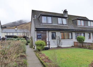 Thumbnail 2 bedroom semi-detached house for sale in 5, Croft Road, West Laroch, Ballachulish