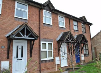 2 bed terraced house to rent in Ormonds Close, Bradley Stoke, Bristol BS32