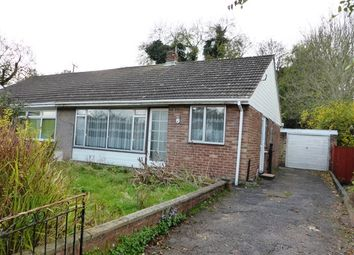 Thumbnail 2 bed semi-detached bungalow for sale in Broadacre, Lydden, Dover, Kent