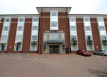 Thumbnail 2 bed flat to rent in Thornaby Place, Thornaby, Stockton-On-Tees