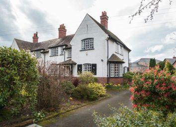 Thumbnail 4 bed semi-detached house for sale in Mayfield Road, Timperley, Altrincham