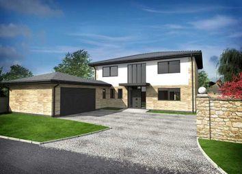 Thumbnail 4 bed detached house for sale in Beck View, Paddock Lane, Branston, Lincoln