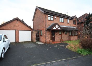 Thumbnail 4 bed detached house for sale in Birkdale Drive, Kidsgrove, Stoke-On-Trent