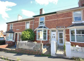 Thumbnail 2 bedroom terraced house for sale in Chelston Road, Newton Abbot