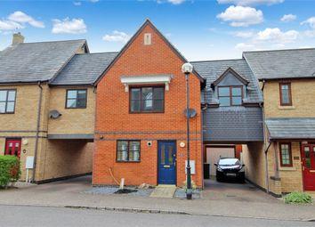 Thumbnail 3 bedroom terraced house for sale in Picton Street, Kingsmead, Milton Keynes, Buckinghamshire