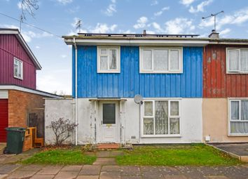 Thumbnail 3 bed semi-detached house for sale in Page Road, Coventry