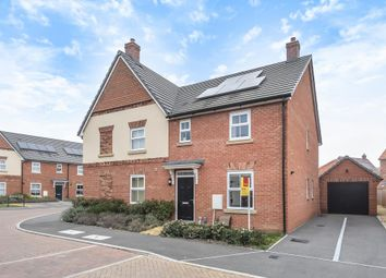 Thumbnail 3 bed semi-detached house for sale in Habitat Way, Wallingford