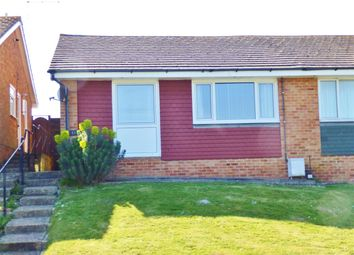 Thumbnail 2 bed bungalow for sale in Hazelwood Avenue, Eastbourne