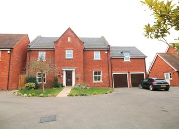 Thumbnail 5 bed detached house for sale in Quarry Close, Hartpury, Gloucester