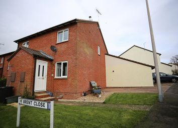 Thumbnail 2 bed semi-detached house for sale in Brent Close, Woodbury, Exeter
