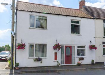 Thumbnail 3 bed end terrace house for sale in Main Street, Welwick, Hull