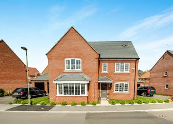 Thumbnail 5 bedroom detached house for sale in Chilton Field Way, Chilton, Didcot