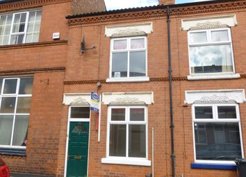 Thumbnail 3 bed property to rent in Rydal Street, Close To Dmu, Leicester