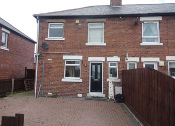 Thumbnail 3 bed semi-detached house for sale in Matlock Square, Lynemouth, Morpeth