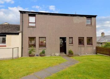 Thumbnail 4 bed end terrace house for sale in Dulaig Court, Grantown-On-Spey