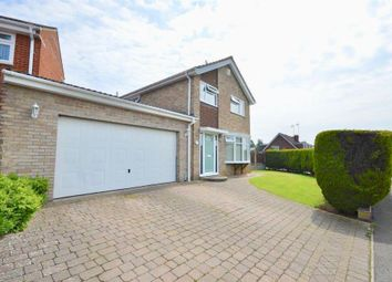 Thumbnail 3 bed detached house for sale in St. Johns Road, Kettering