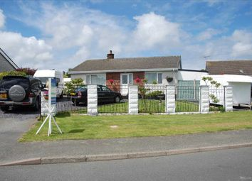 Thumbnail 2 bed detached bungalow for sale in Trofa, Penbodeistedd, Cemaes Bay