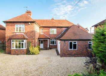 Thumbnail 4 bed detached house for sale in Hucclecote Road, Gloucester