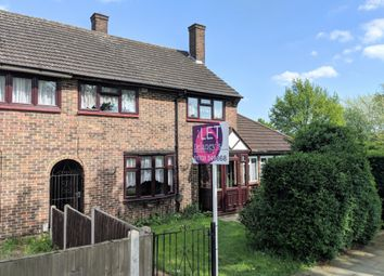 Thumbnail 3 bedroom end terrace house to rent in Gooshays Drive, Romford