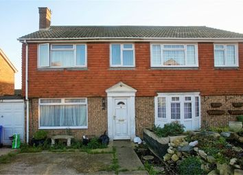 Thumbnail 3 bed semi-detached house for sale in Imperial Drive, Warden, Sheerness, Kent