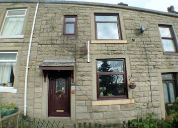 Thumbnail 2 bed cottage for sale in Mount Street, Ramsbottom, Bury