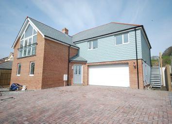 Thumbnail 4 bed detached house for sale in Littleham, Bideford
