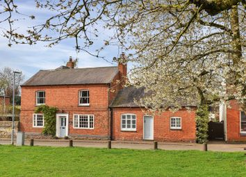 Thumbnail 5 bed property for sale in The Green, Thrussington, Leicester