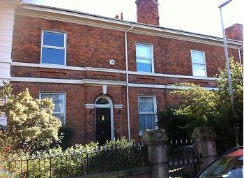 Thumbnail 4 bed terraced house to rent in Reedville, Oxton