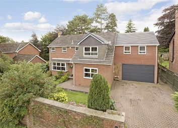Thumbnail 5 bed detached house for sale in Church Lane, Pannal, Harrogate