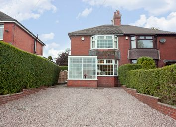 Thumbnail 2 bed semi-detached house for sale in Weston Road, Weston Coyney, Stoke-On-Trent