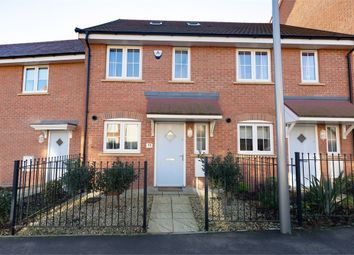 Thumbnail 3 bed terraced house for sale in Santa Cruz Avenue, Newton Leys, Bletchley, Milton Keynes, Buckinghamshire