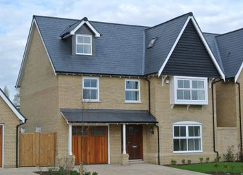 Thumbnail 6 bed detached house for sale in Riverside II, Stapleford, Cambridge, Cambridgeshire