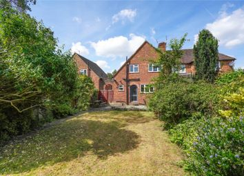 Thumbnail 2 bedroom end terrace house for sale in West Palace Gardens, Weybridge, Surrey