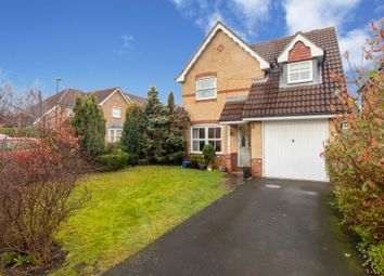 Thumbnail 3 bed detached house for sale in Stonecroft Gardens, High Heaton, Newcastle Upon Tyne