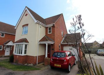 Thumbnail 3 bed detached house to rent in Keel Close, Carlton Colville