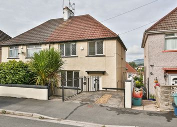 Thumbnail 3 bed semi-detached house for sale in Westfield Avenue, Newport