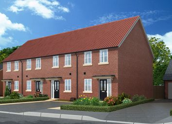 "Thumbnail 2 bed terraced house for sale in ""The Warwick"" at Showground Road, Malton"