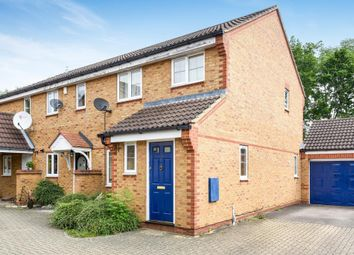 Thumbnail 3 bed end terrace house to rent in Langford Village, Bicester