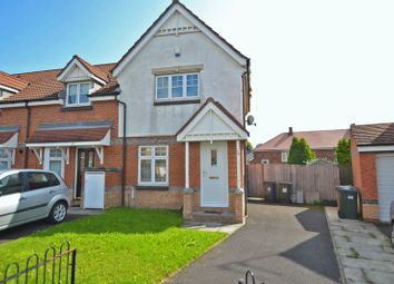 Thumbnail 2 bed terraced house for sale in Oakham Gardens, North Shields